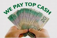 cash for scrap car Scarborough