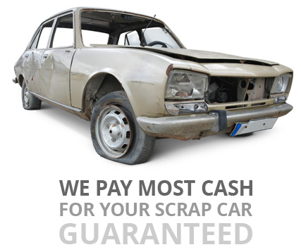 we buy scrap cars in Scarborough